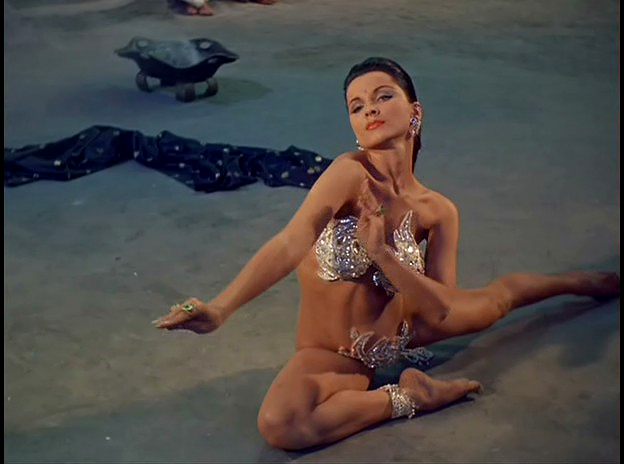 Debra paget nude theme, will