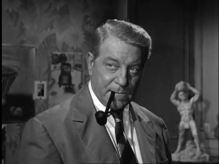 Résultat d'images pour Maigret par Jean Gabin