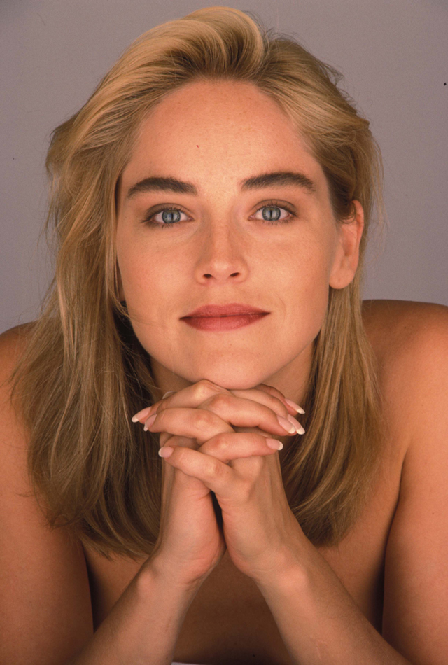 Have appeared Sharon stone sexy young remarkable