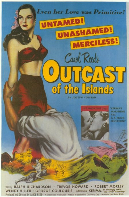 Outcast of the Islands (1952)