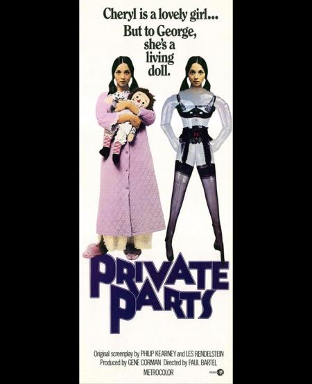 private parts 1972