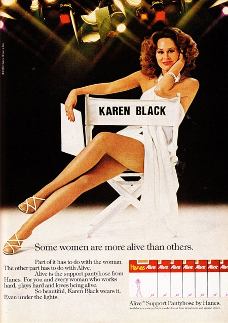 karen black ad