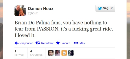 Passion tweet#11