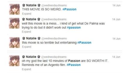 Passion tweet#14