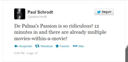 Passion tweet#3