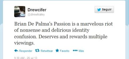 Passion tweet#7