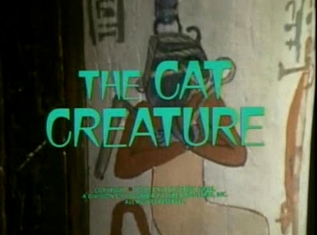 the cat creature 01