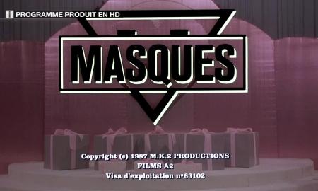 masques 1987