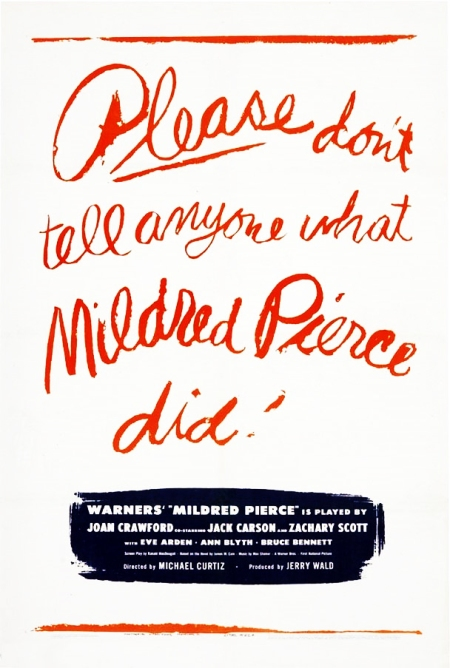 mildred pierce ad