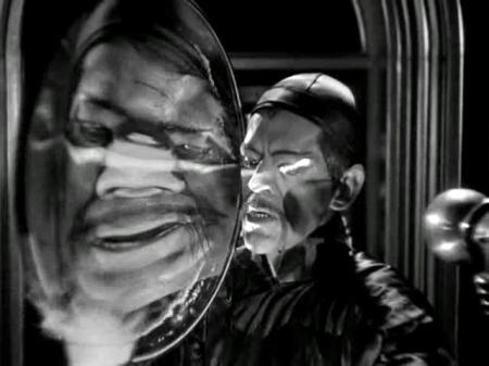 the mask of fumanchu 1932