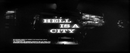Hell is a city title